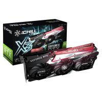 Inno3D GeForce RTX 3060 iChill X3 Red 12G Graphics Card