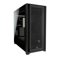 Corsair 5000D Airflow TG Mid Tower ATX Case - Black