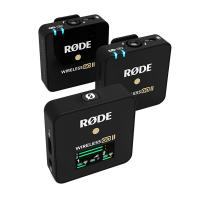 Rode Wireless Go II Compact Wireless Microphone System