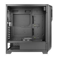 Antec DP502 FLUX TG Mid Tower Case - Black
