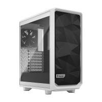 Fractal Design Meshify 2 Compact TG Clear Tint - White
