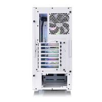 Thermaltake Divider 300 TG ARGB Mid Tower ATX Case - Snow