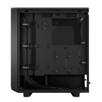 Fractal Design Meshify 2 Compact Light Tint TG Mid Tower ATX Case - Black