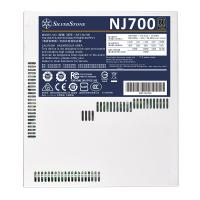 SilverStone 700W 80+ Titanium Power Supply (NJ700)