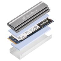 SilverStone TP04 M.2 SSD Cooling Kit