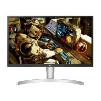 LG 27in 4K IPS 60Hz FreeSync Ergonomic Monitor (27UL550-W)