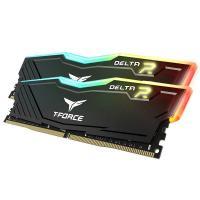 Team 16GB (2x8GB) TF3D416G3600HC18JDC01 T-Force Delta RGB 3600MHz DDR4 RAM