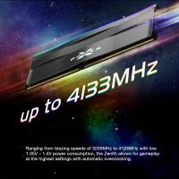 Silicon Power 16GB (2x8GB) 3600MHz XPOWER Zenith Gaming Desktop Memory RGB DDR4 RAM