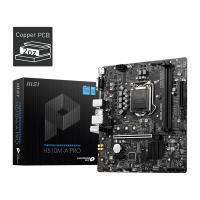 MSI H510M A Pro LGA 1200 mATX Motherboard