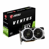 MSI GeForce RTX 2060 Ventus GP 6G OC Graphics Card