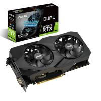 Asus EVO Dual RTX 2060 6GB OC Graphics Card