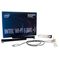 Intel Wi-Fi 6 AX200 M.2 2230 Dual Band with Bluetooth Desktop Kit