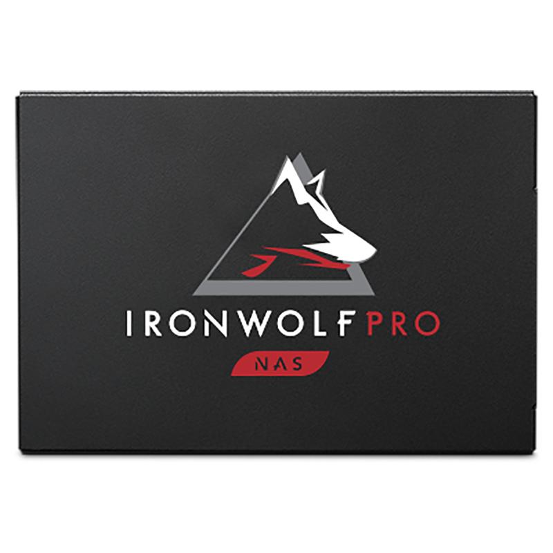 Seagate Ironwolf Pro 125 1.92TB 2.5in SATA NAS SSD