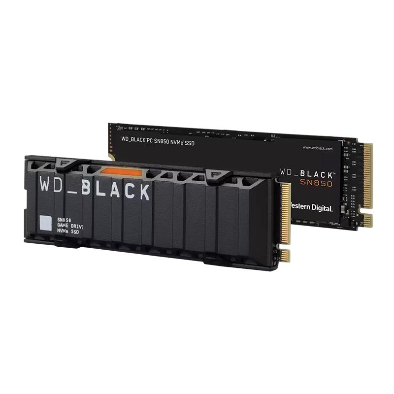 WD Black 1TB SN850 NVMe PCIe SSD