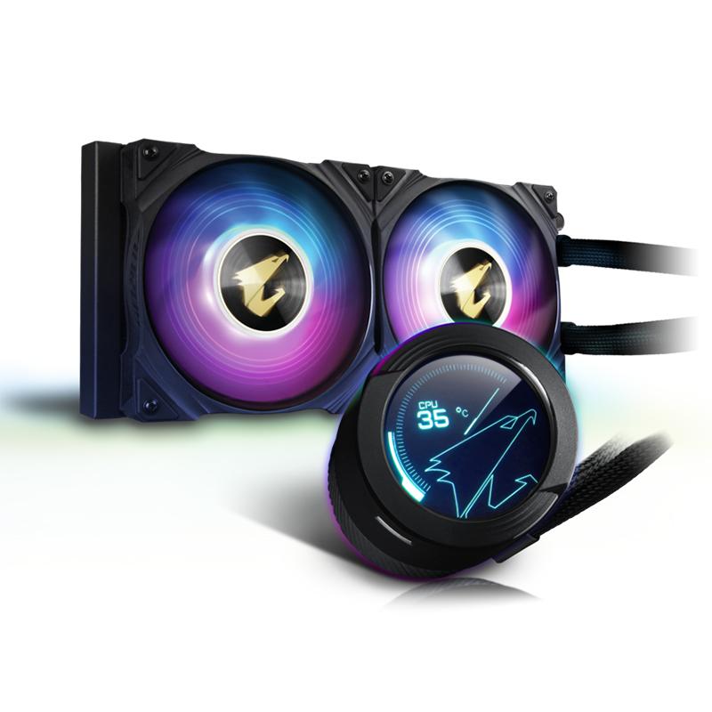 Gigabyte Aorus Waterforce X 240 CPU Cooler