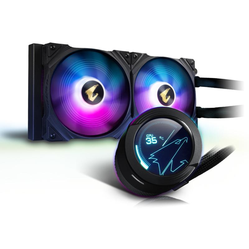 Gigabyte Aorus Waterforce X 280 CPU Cooler