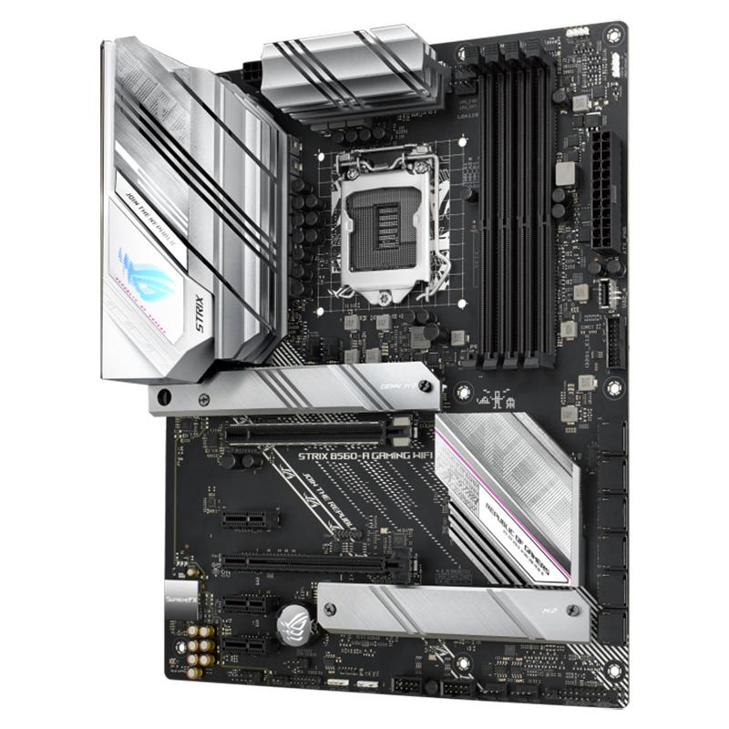 Asus ROG Strix B560 A Gaming WiFi LGA 1200 ATX Motherboard