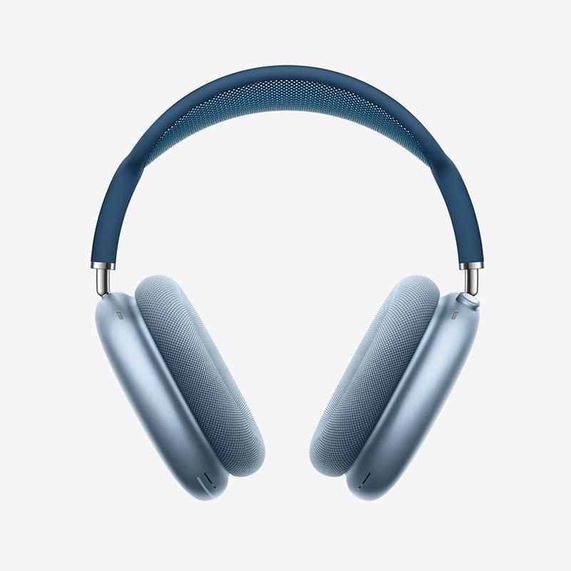 Apple Airpods Max Wireless Headphones - Sky Blue