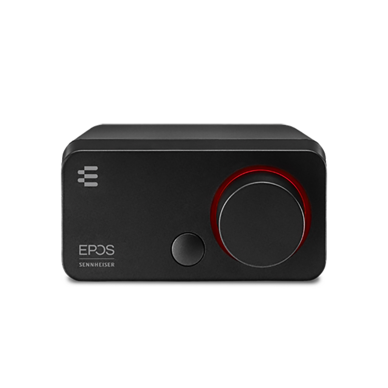Epos GSX 300 Edition Gaming External Sound Card Black
