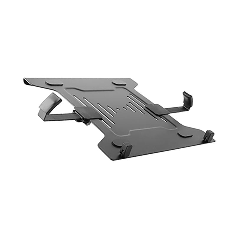 Brateck Steel 10in to 15.6in Laptop Holder Vesa Plate
