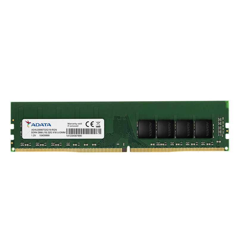 ADATA 8GB (1x8GB) AD4U26668G19-RGN Premier 2666MHz DDR4 RAM