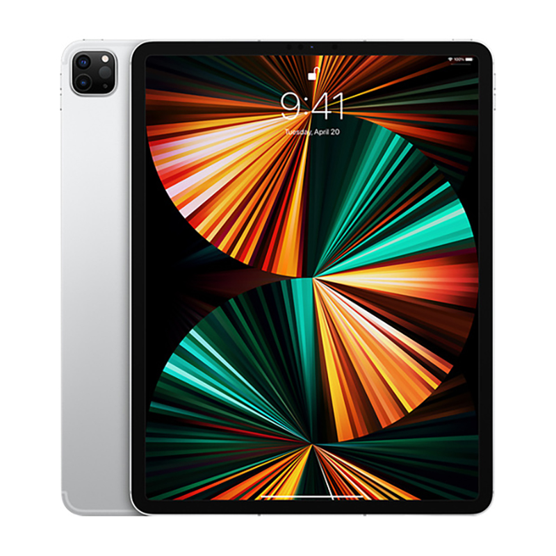 Apple 12.9 inch iPad Pro - Apple M1 WiFi + Cellular 512GB - Silver (MHR93X/A)