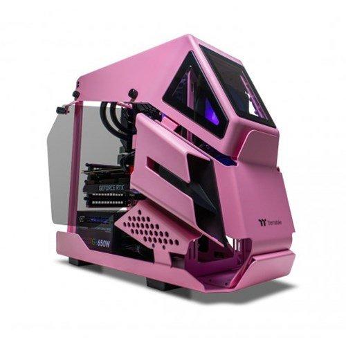 Thermaltake Cherry Blossom Ryzen 5 5600X RTX 3060 500GB SSD + 2TB HDD 16GB RAM W10H Gaming Desktop PC (CA-4Q2-00DAWA-00)