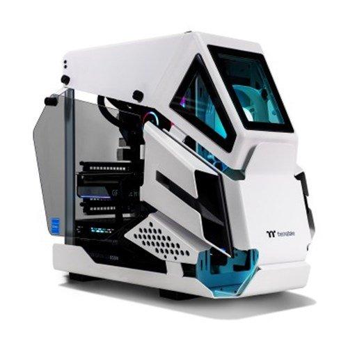 Thermaltake Frostbyte Pro Ryzen 7 3700X RTX 3070 500GB SSD + 2TB HDD 32GB RAM W10H Gaming Desktop PC (CA-4S1-00D6WA-00)