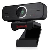 Redragon GW800 1080P Webcam with Built-in Dual Microphone