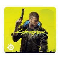 Steel Series QCK LARGE Cyberpunk 2077 Edition Mouse Pad