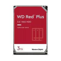 Western Digital 3TB Red Plus 3.5in SATA 5400RPM Hard Drive (WD30EFZX)