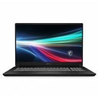 MSI Creator 17.3in UHD 60Hz i9-11900H RTX3080 2TB SSD 32GB RAM W10P Gaming Laptop (Creator 17 B11UH-068AU)