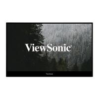 Viewsonic 16in IPS FHD Portable USB Touch Monitor (TD1655)