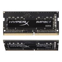 Kingston 16GB (1x16GB) HX424S15IB2/16 HyperX Impact 2400Mhz DDR4 CL15 SODIMM RAM