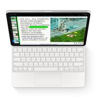 Apple Magic Keyboard for iPad Pro 11-inch (3rd gen) and iPad Air (4th gen) - White