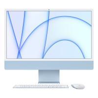 Apple 24 in iMac - Apple M1 7 Core GPU 256GB - Blue (MJV93X/A)