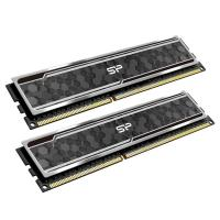 Silicon Power 32GB (2x16GB) SP032GXLZU320BDAJ7 3200MHz Gaming Series Special Edition Desktop Memory DDR4 RAM