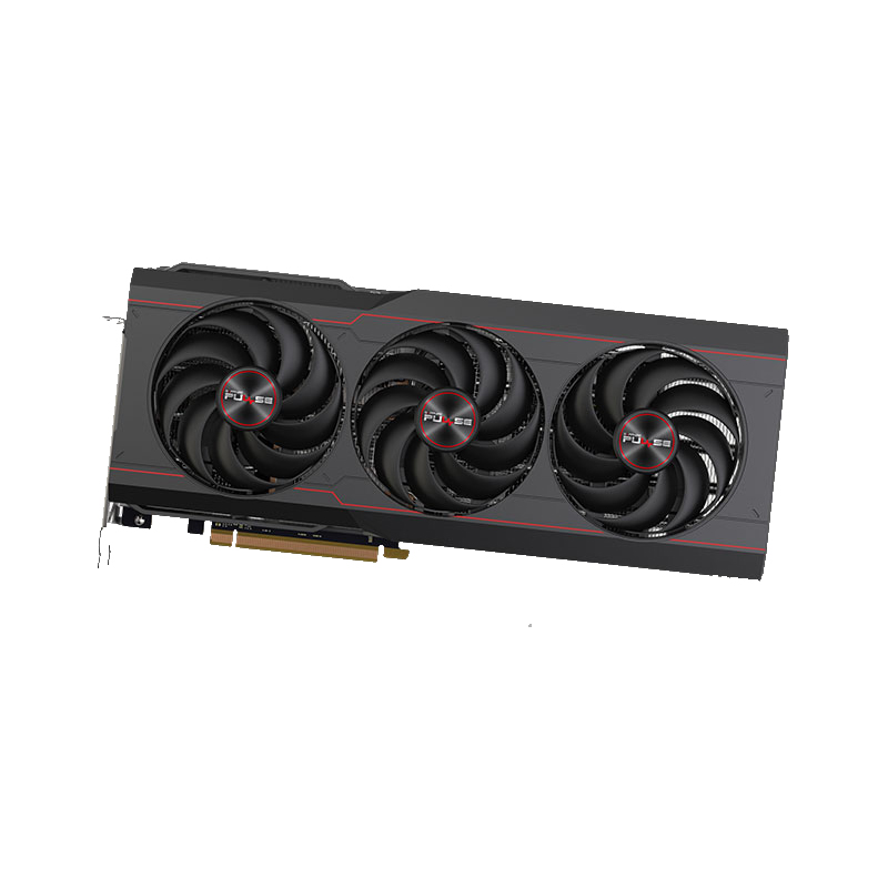 Sapphire Radeon RX 6800 XT Pulse OC 16G Graphics Card (With System Build Only)