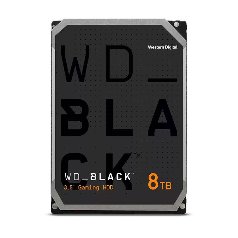 Western Digital 8TB 3.5in SATA 7200 RPM Hard Drive (WD8001FZBX )