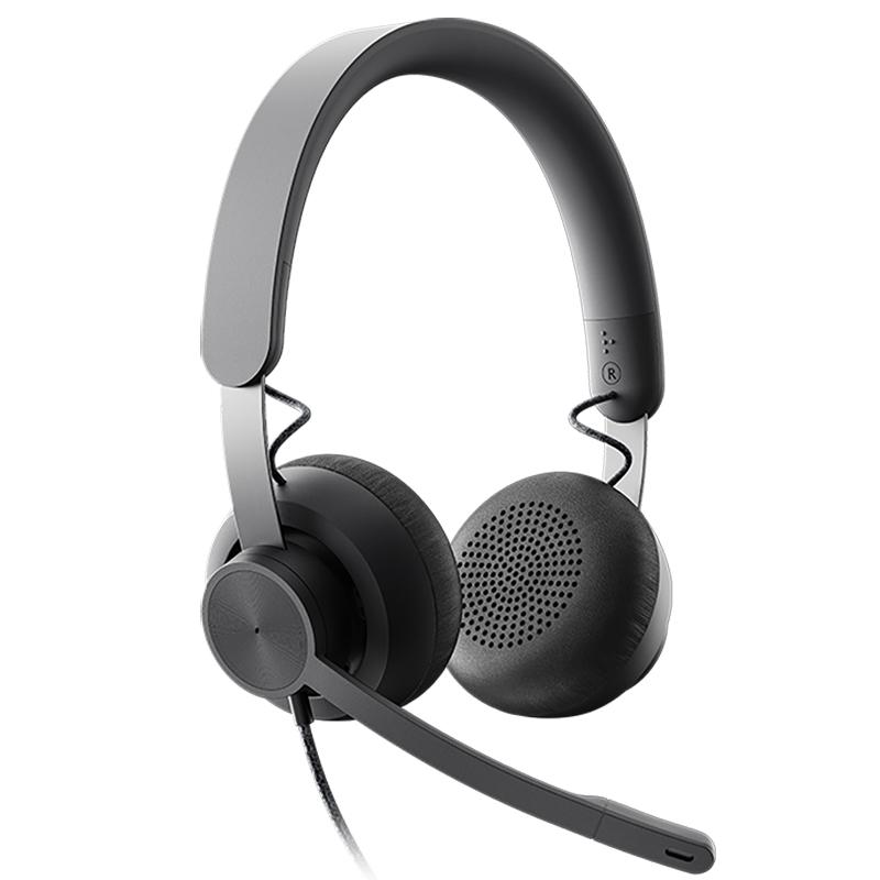 Logitech Zone UC ANC Wired USB Headset