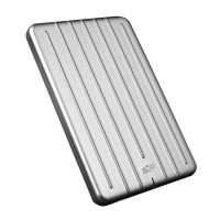 Silicon Power 2TB A75 Scratch Resistant & Waterproof Type C External Hard Drive FOR PC,MAC,XBOX,PS4
