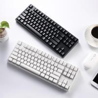 RK ROYAL KLUDGE Sink87G RGB 80% 87 Keys Wireless 2.4G Tenkeyless Mechanical Keyboard, Tactile Brown Switches