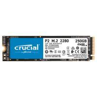 Crucial P2 250GB PCIe NVMe M.2 SSD