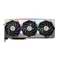 MSI GeForce RTX 3080 Ti Suprim X 12G Graphics Card