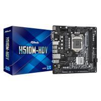 Asrock H510M-HDV LGA 1200 mATX Motherboard