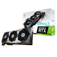 MSI GeForce RTX 3070 Ti Suprim X 8G Graphics Card