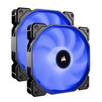 Corsair AF140 LED Blue 140mm Fan Dual Pack
