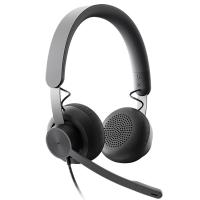 Logitech MSFT Teams Zone Wired USB Headset