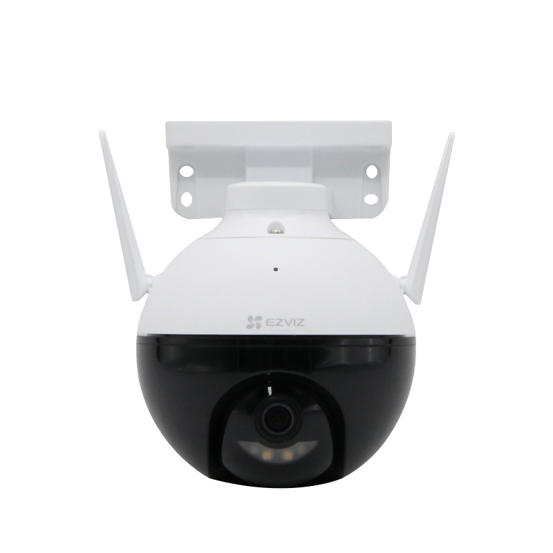 EZVIZ NWEZ-C8 COutdoor Pan and Tilt Color Night Vision, Active Defense Dust and Water Protection Wifi Camera