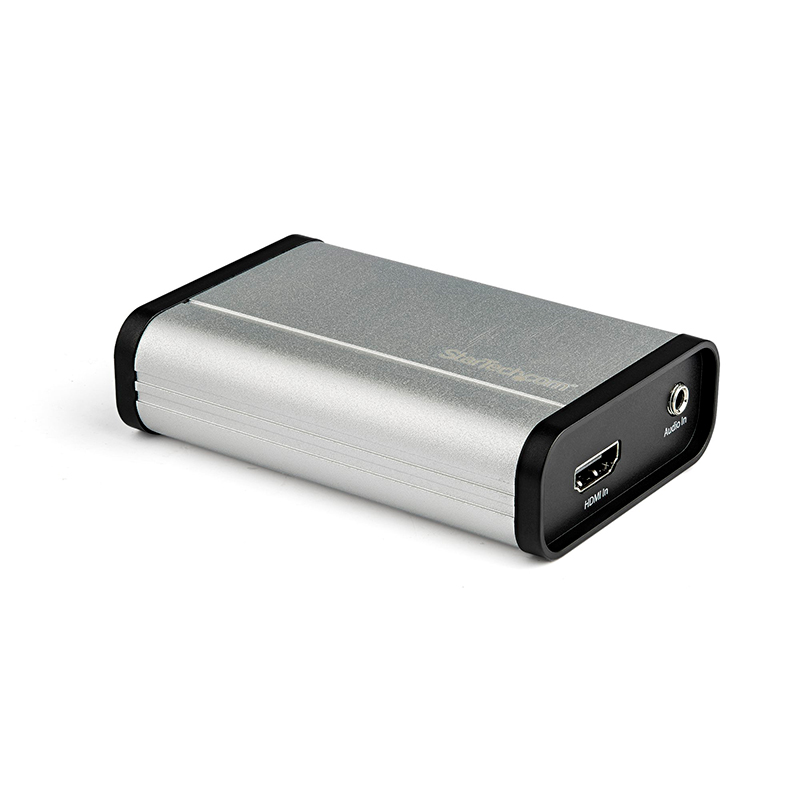 Startech HDMI to USB C Video Capture Device 1080p 60fps